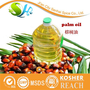 China green herb edible palm acid essential oil cp10 Palm oil in bulk