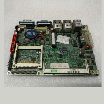 WAFER-945GSE-N270-R10 industrial motherboard CPU Card tested working WAFER-945GSE N270