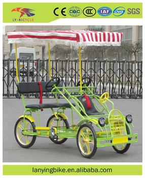 2016 Nuovo Stile 4 Sedile Bicicletta Tandem4 Persone Surrey Bicimoto A 4 Ruote Per 4 Persone Buy Di Alta Qualità Tandem Bicicletta Allingrosso