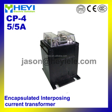 CP-4 series Encapsulated Interposing current transformer 5/5 for HEYI current transformer