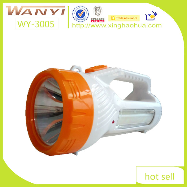 WY-3005 Rechargeable LED Work Light Torch Emergency Spotlight Torch
