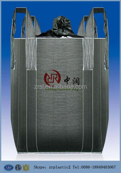 Reusable Pp Jumbo Bag Fibc Bulk For Coal S Sand Rock Construction