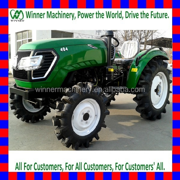 250/254 farm tractor with all kinds of farm implements