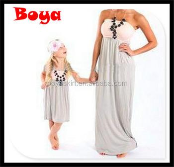 Mama Y Yo Vestido Madre E Hija Vestido Diseno Ninos Ropa Al Por