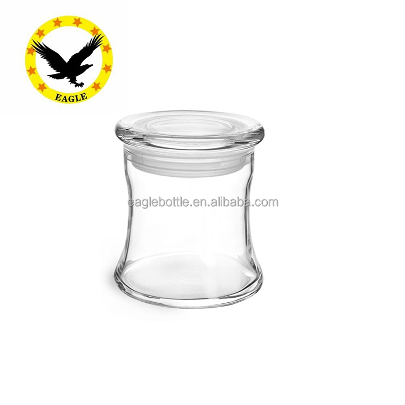 Lot of 12 3 oz Square Votive Style Candle Glass Jar Container