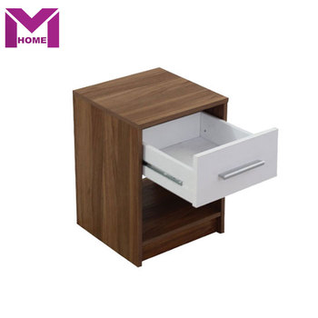 Bedroom Furniture One Drawer Bedside Table Tables Nightstand Night Stands Product On Alibaba