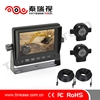 Vehicle Rearview Camera System 5 inch TFT lcd monitor itruck /bus rearview camera reversing camera systems