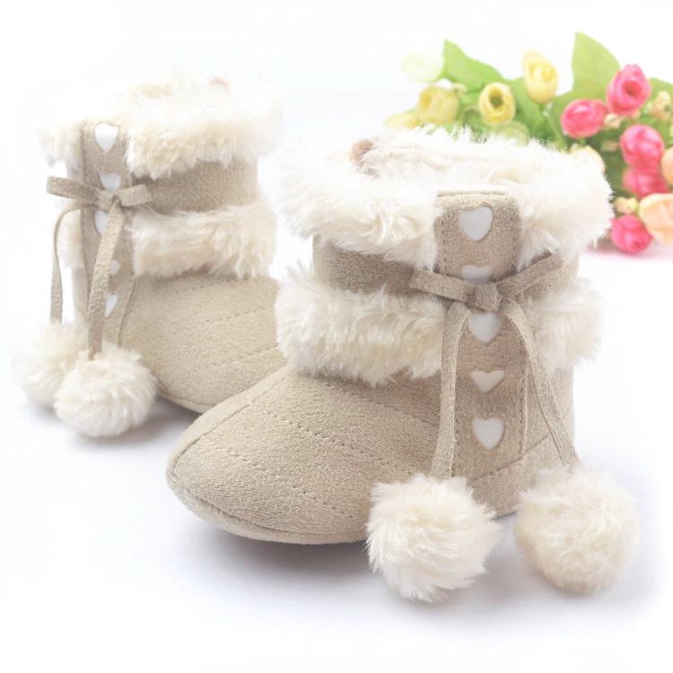 Buy Baby Winter Berber Fleece Boots