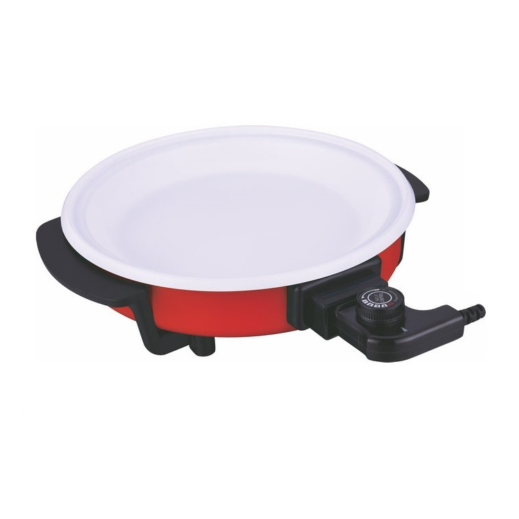 Good Quality electric pizza pan multi cooker with 5 step thermostat