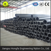 New design MC nylon pipe oil and gas pipe factory manufacturer