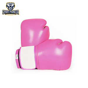 Professional PU Leather Winning Boxing Gloves
