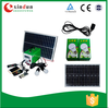 Off-grid Mini Solar Kit 10W20W30W for Home and Camping Use 12V Solar LED Lights Kit