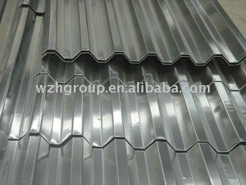 Metal Roof Deck Yx76-344-688 As Construction Material