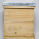 2018 Beekeeping equipment customized size bee hive fir wood bulk langstroth beehive