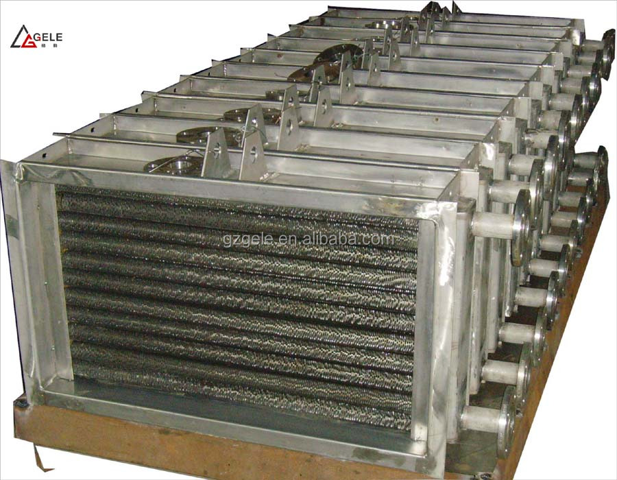 Air Cooled or Water Cooled Condenser for Cooling Tower & Power Plant
