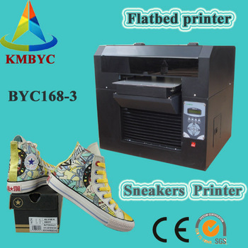 Fast Cloth Shoe Color Print Machinecheap Plimsolls Dtg Printer