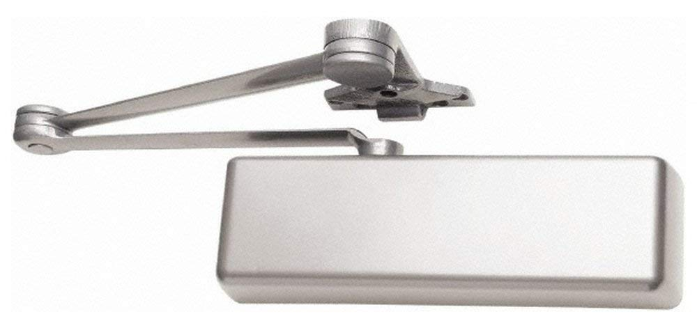 43156102334, Manual Dampers Type: Heavy-Duty Door Closer Closer Body Length: 15-3/4 (Inch)