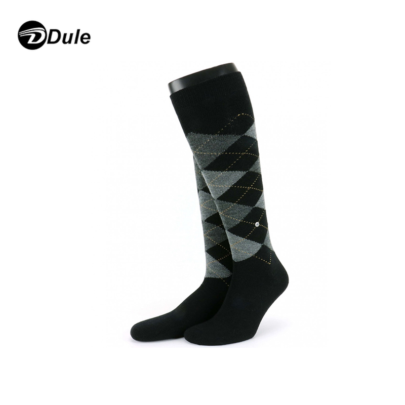 DL-II-1046 men knee high socks knee socks men long socks mens