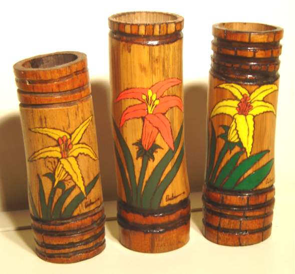 Bamboo Vase Buy Bamboo Vase Product On Alibaba