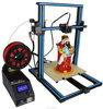 Creality CR-10S large 3d printer, upgraded version of CR-10 3dprinter sensor power failure resume