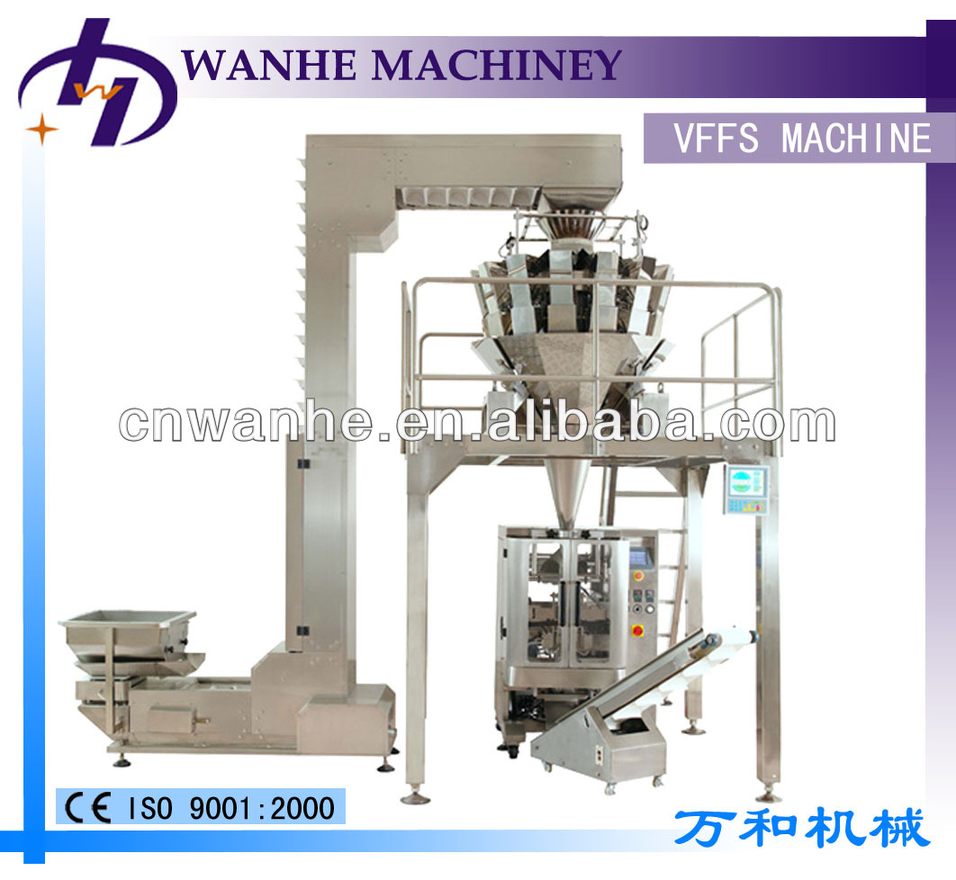 WHIII-K2000 Automatic donut packing machine