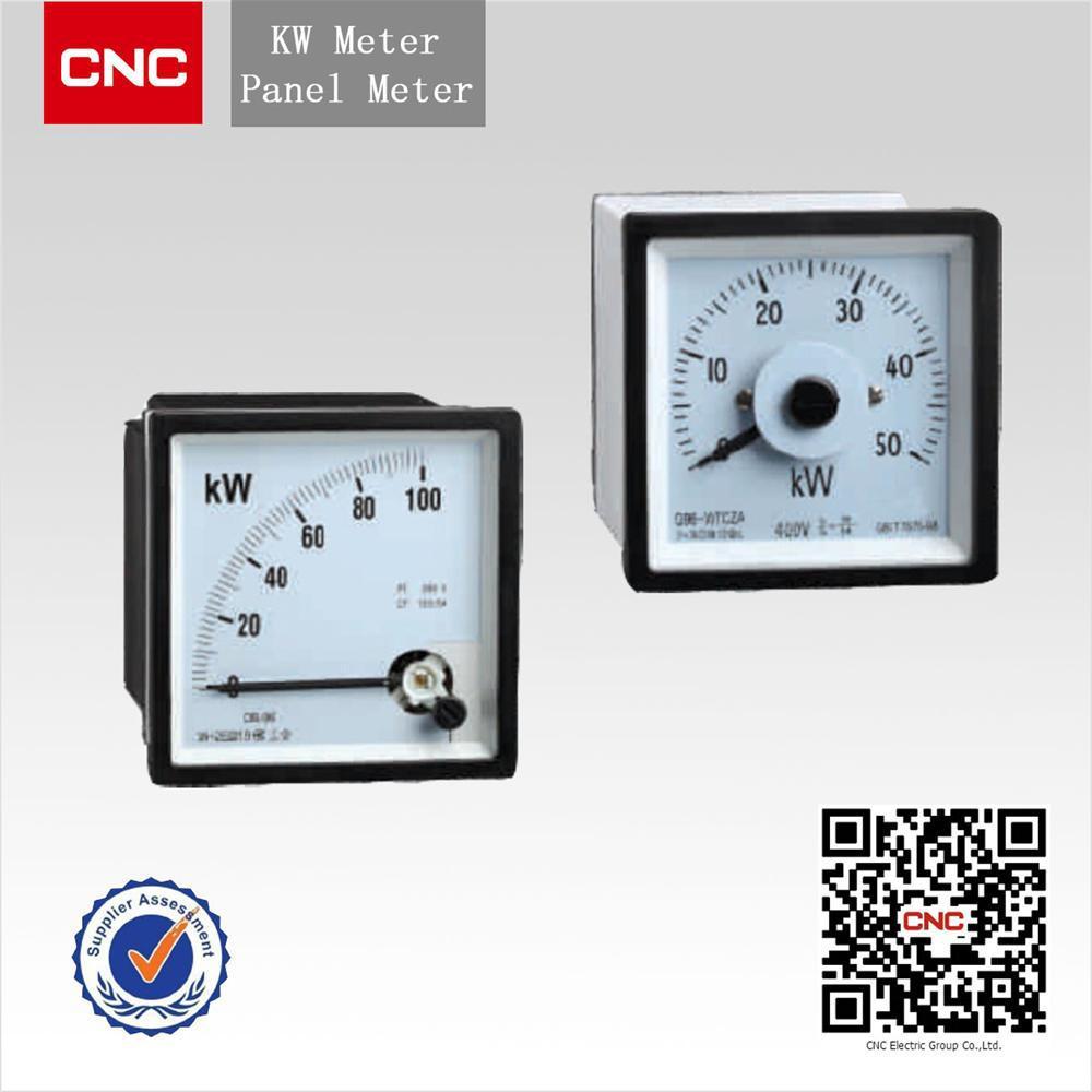Analog Display 96 Type Rpm Panel Meter