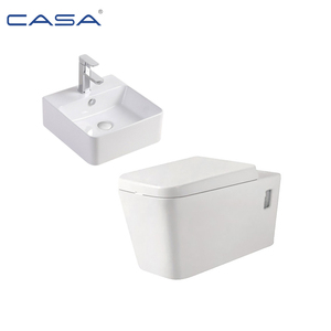 Wash Basin Wall Hung Toilet Cheap European Standard Sanitary Ware