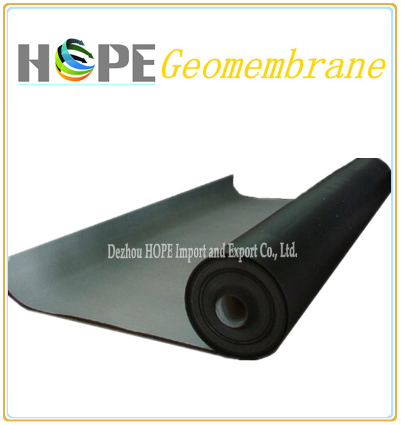 0.2mm Good Quality Hdpe Geomembrane Price For Landfill Pond Liner ...