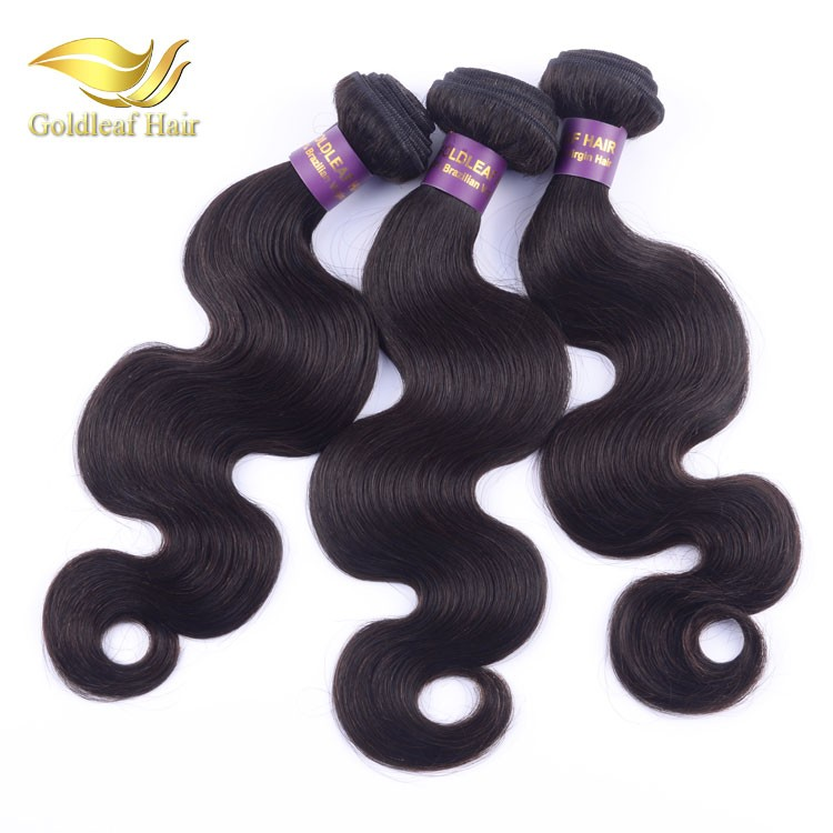 Grade 9A unprocessed wholesale virgin brazilian hair extenions 9a top brazilian virgin hair