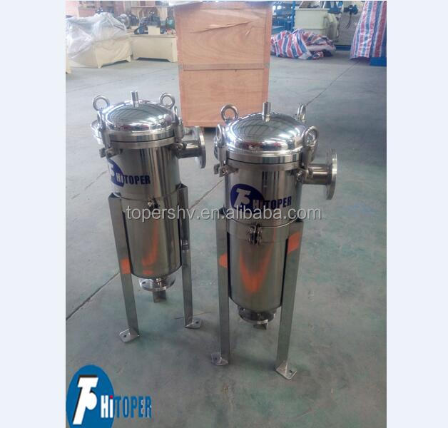 Basket strainer, bag filters, bag housing filter