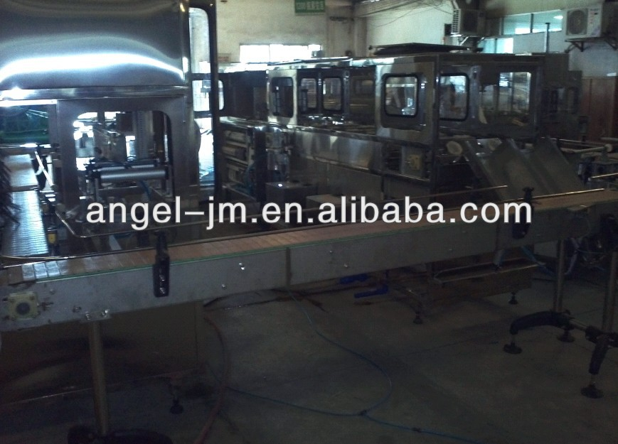 Turnkey project for bottled water production line/20Ltrs bottled drinking water factory/Filling pump with CE cerfiticate