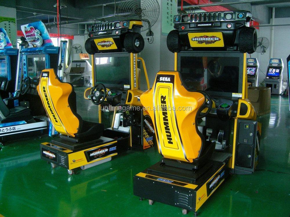 Simulator Machine Adults Arcade Games / Game Machine To Play Car ...