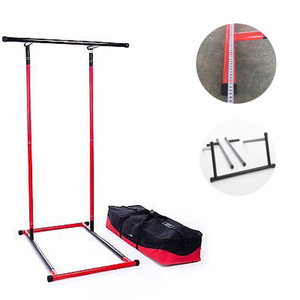 Pull Up Bar Power Strength Body Building Dip Machine Home Gym Exerciser Pull Up Stand
