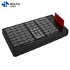 High Quality Membrane 66 Keys Mini POS Programmable Keyboard with Smart Card Reader KB66