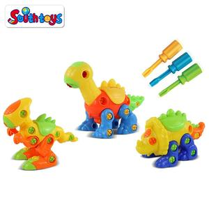 STEM Build and Learn Take Apart Dinosaur Building Blocks Toy Educational Construction Engineering Play Set