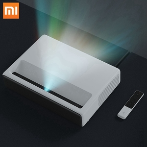 Original Xiaomi Mi Laser Projector 1080P Native Resolution 4K Support ALPD 3.0 MIUI TV 5000 Lumen Ultra Short Throw Projector