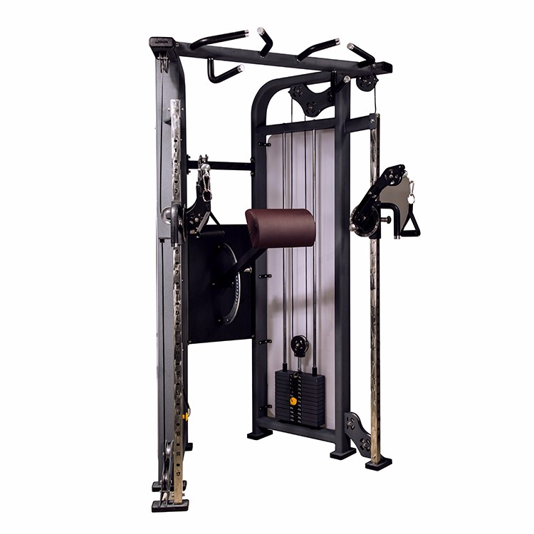 Life Fitness Adjustable 148 99 237cm Cable Crossover