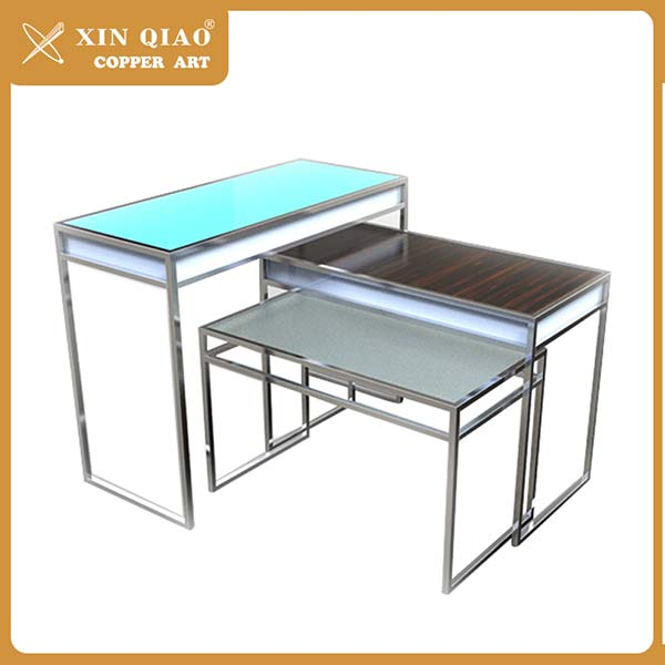 Efficient logistic service exhibit folding table