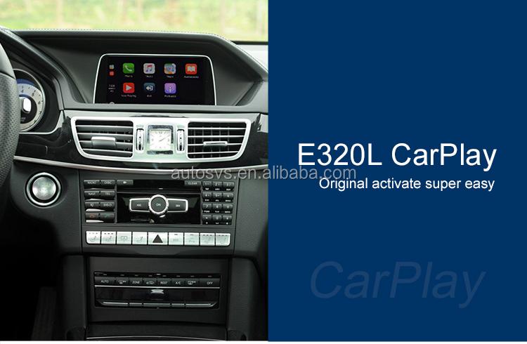 Unichip Carplay Upgrade Mercedes C Class W204 Ios 11 Carplay Google Maps -  Buy Ios 11 Carplay Google Maps,Ios 11 Carplay W204,Ios 11 Carplay Mercedes