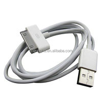 Standard USB Type and ipod,ipad,i phone Mobile Phone charger cables assembly