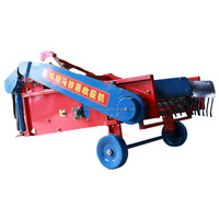 30-45Hp Tractor 3 Point PTO Mounted Mini Potato Harvest Machine For Farm