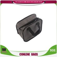 New hotsale great capability black square picnic travel storage cooler bag