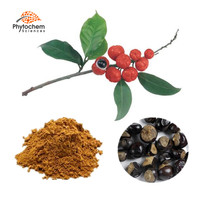 wholesale price pure caffeine organic seed powder guarana extract