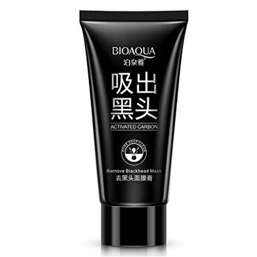 Peel off crème mee-eter acne remover zwart masker