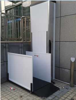 Cheap residential lift elevator for disabled buy cheap for Cheap home elevators