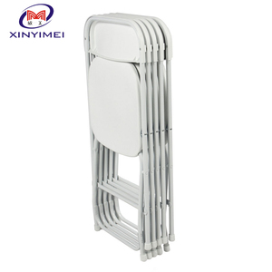 banquet used cheap outdoor folding plastic chairs factory price