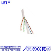 best design network cable roll 100 pair cat6 utp lan cable