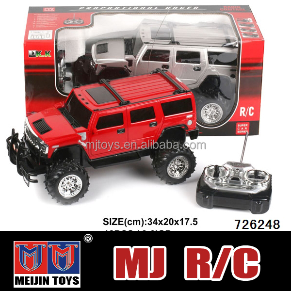 rc car kit 4 ch rc jeep children electric car toy racing game mini rc