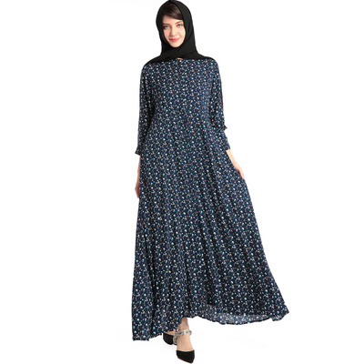 islamic clothing dubai factory manufacture women dress printed abaya