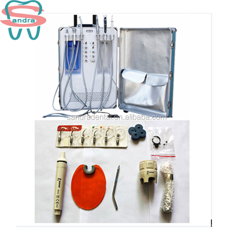 Chinese Factory Hot Sale portable dental chair unit Competitive Price